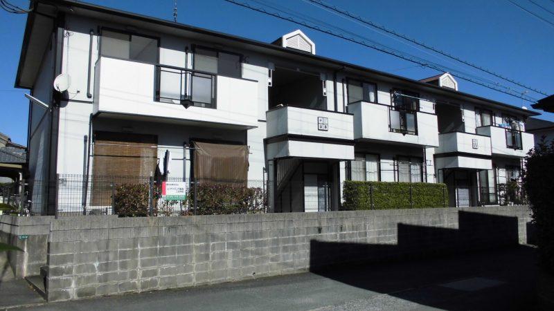 (売家)福岡県筑紫野市 売りアパート